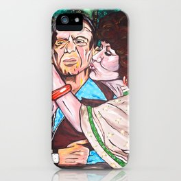 Mr. & Mrs. Roper iPhone Case