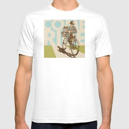 Come Ride T-shirt