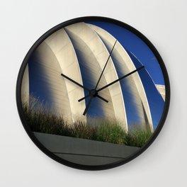 Kauffman Center in the Kansas City Sunshine Wall Clock