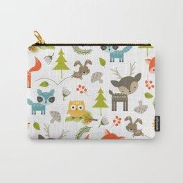 Woodland Animals Tasche