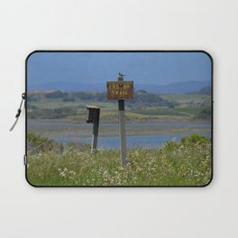 end of trail Laptop Sleeve