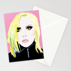 Debbie Harry  - Blondie - 1980's Punk Band Stationery Cards