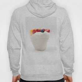 rice pudding from fruit Hoody