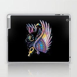 Pharaoh Cat Laptop & iPad Skin