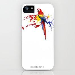 Guacamaya / Macaw iPhone Case