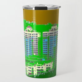 Mountain Condo Travel Mug