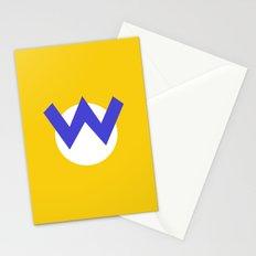 Nintendo Wario Stationery Cards