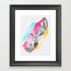 Wild 2 by Eric Fan & Garima Dhawan Framed Art Print
