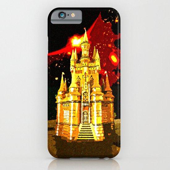 GOLDEN CASTLE-005 iPhone & iPod Case
