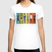tegan and sara T-shirts featuring Tegan and Sara: Tegan collection by Cas.