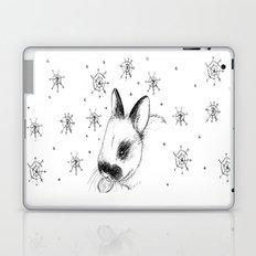 Snow Bunny Laptop & iPad Skin