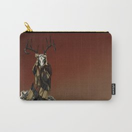 Red Shaman Carry-All Pouch
