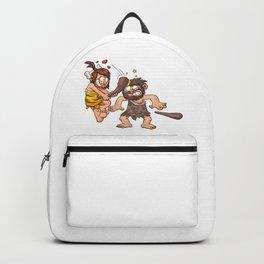 Caveman Love Backpack