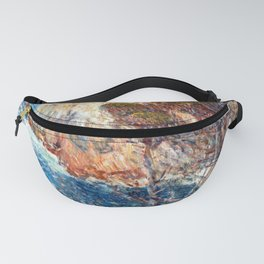 Childe Hassam Point Lobos Fanny Pack