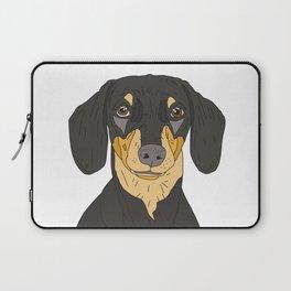 Dachshund Puppy Laptop Sleeve