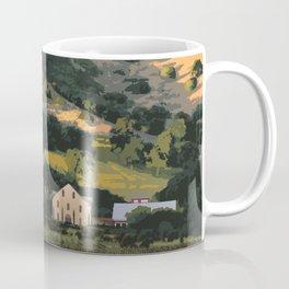 Regusci Winery - Napa Valley Coffee Mug