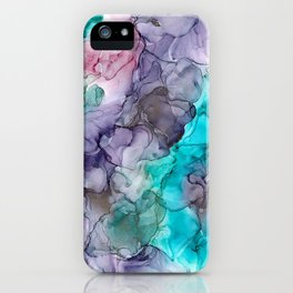 Cotton Candy Skies iPhone Case