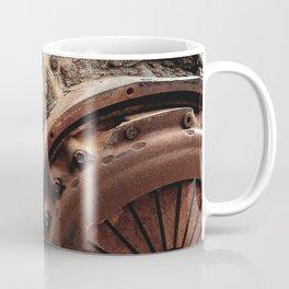 An engine that survives Coffee Mug