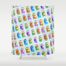 La Croix 4 Lyfe Shower Curtain