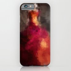 Fire dress iPhone 6s Slim Case