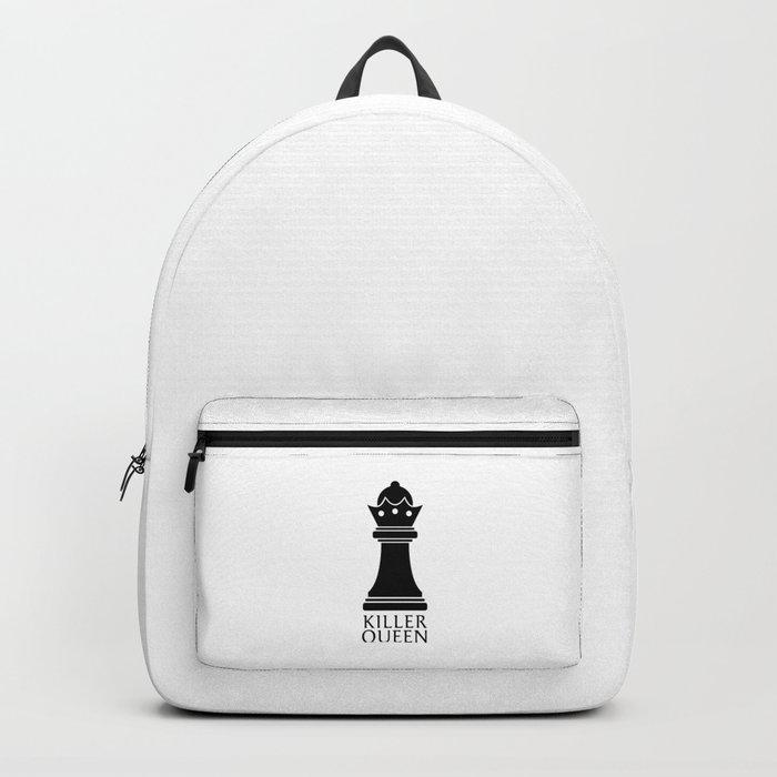 Killer Queen Black Backpack by pinkdeer