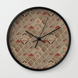 Granada (african version) Wall Clock