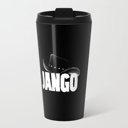 The D is silent Travel Mug