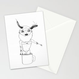 COFFEE SURPRISE Stationery Cards