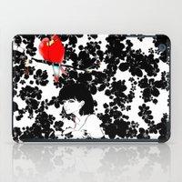 valentine iPad Cases featuring Valentine by Priscilla Moore