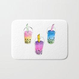 Bubble tea! Bath Mat