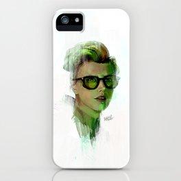 Holtzmann iPhone Case