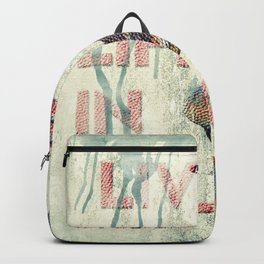 live life in colors Backpack