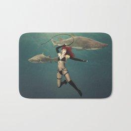 Shark Wrangler Bath Mat