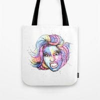 nicki Tote Bags featuring Nicki by TREE