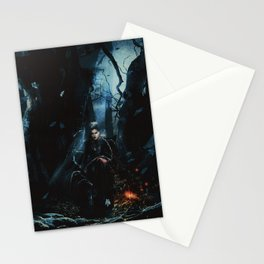 Queen of Nothing Stationery Cards