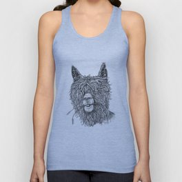Hollywood Smile Unisex Tank Top
