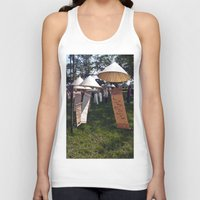 vietnam Tank Tops featuring Hue-VietNam by nguyenkhacthanh