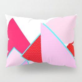 Hello Mountains - Flowering Slopes Pillow Sham