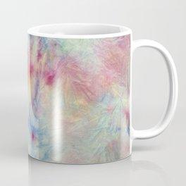 Tye Dye Kaleidoscope Sunset Coffee Mug