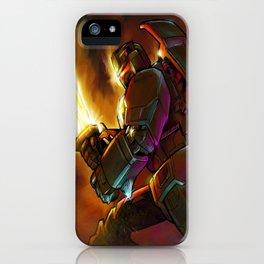 Big Grim iPhone Case