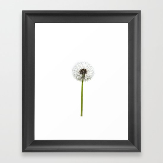infinite wishes Framed Art Print