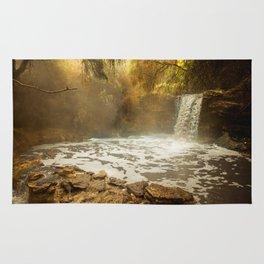 Thermal Waterfall- Wai O Tapu Rug