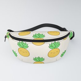 Happy Pineapple Fanny Pack