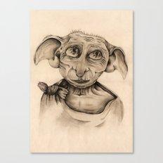 Free Elf Full Length Canvas Print