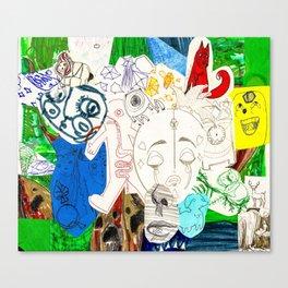 Collage 17 Canvas Print