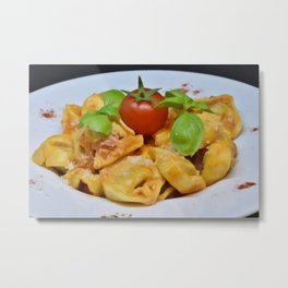 Chef signature dish Metal Print