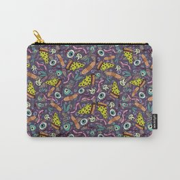 Eyeballs & Pizza Carry-All Pouch