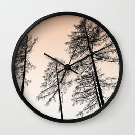 The Sentinels Wall Clock