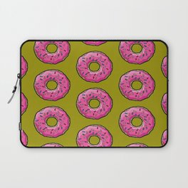 Sprinkled Donuts: Donuts series Laptop Sleeve