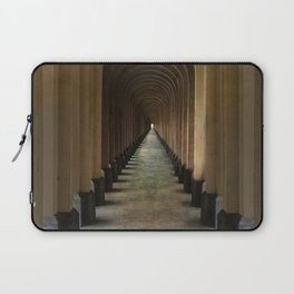 Tunnel of arches Laptop Sleeve